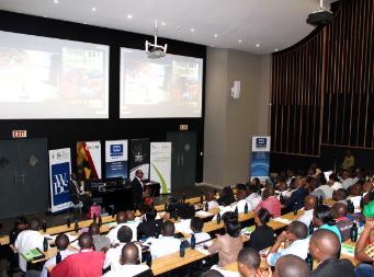 Inaugural Gauteng Entrepreneurship Week 2013-2018